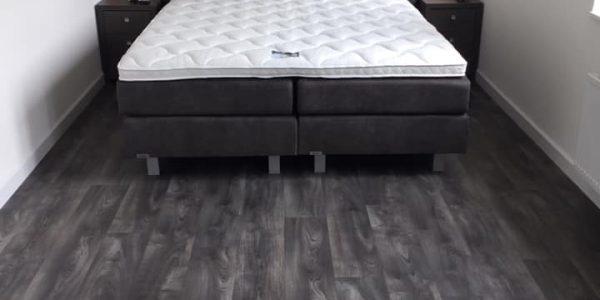 Bed + vloer